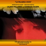 Folleto publicitario Lilian Pallares